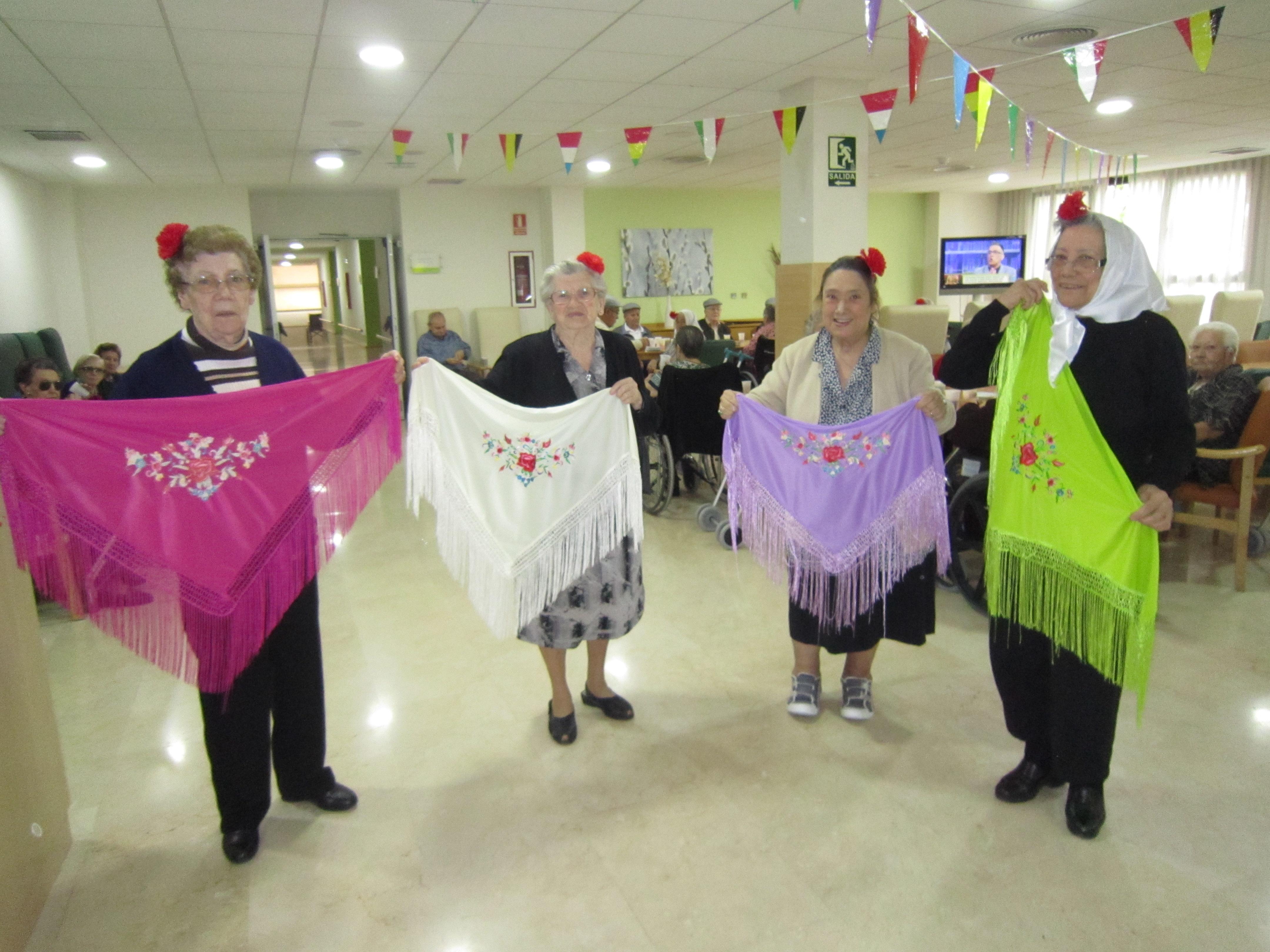 Rosalba Sevilla la Nueva celebra las fiestas de San Isidro