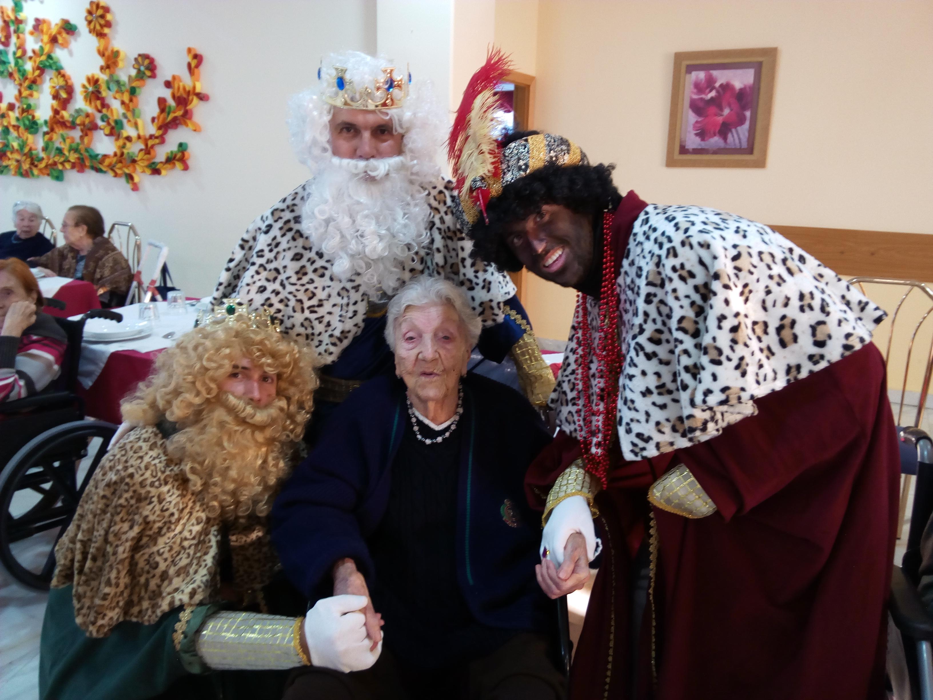 Urbanización de Mayores celebra la festividad de Reyes