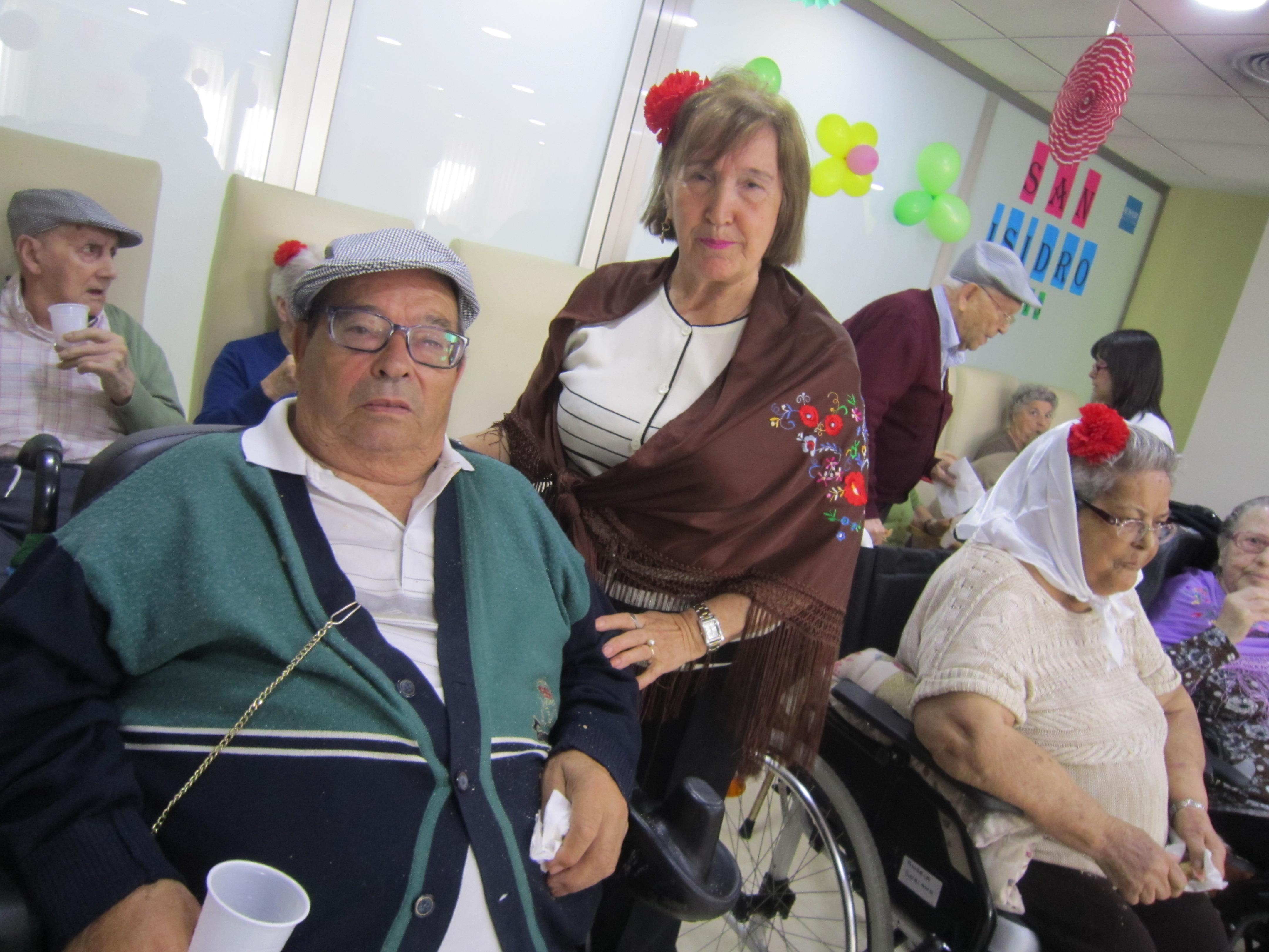 Las Fiestas de San Isidro llegan al Centro Rosalba en Sevilla la Nueva
