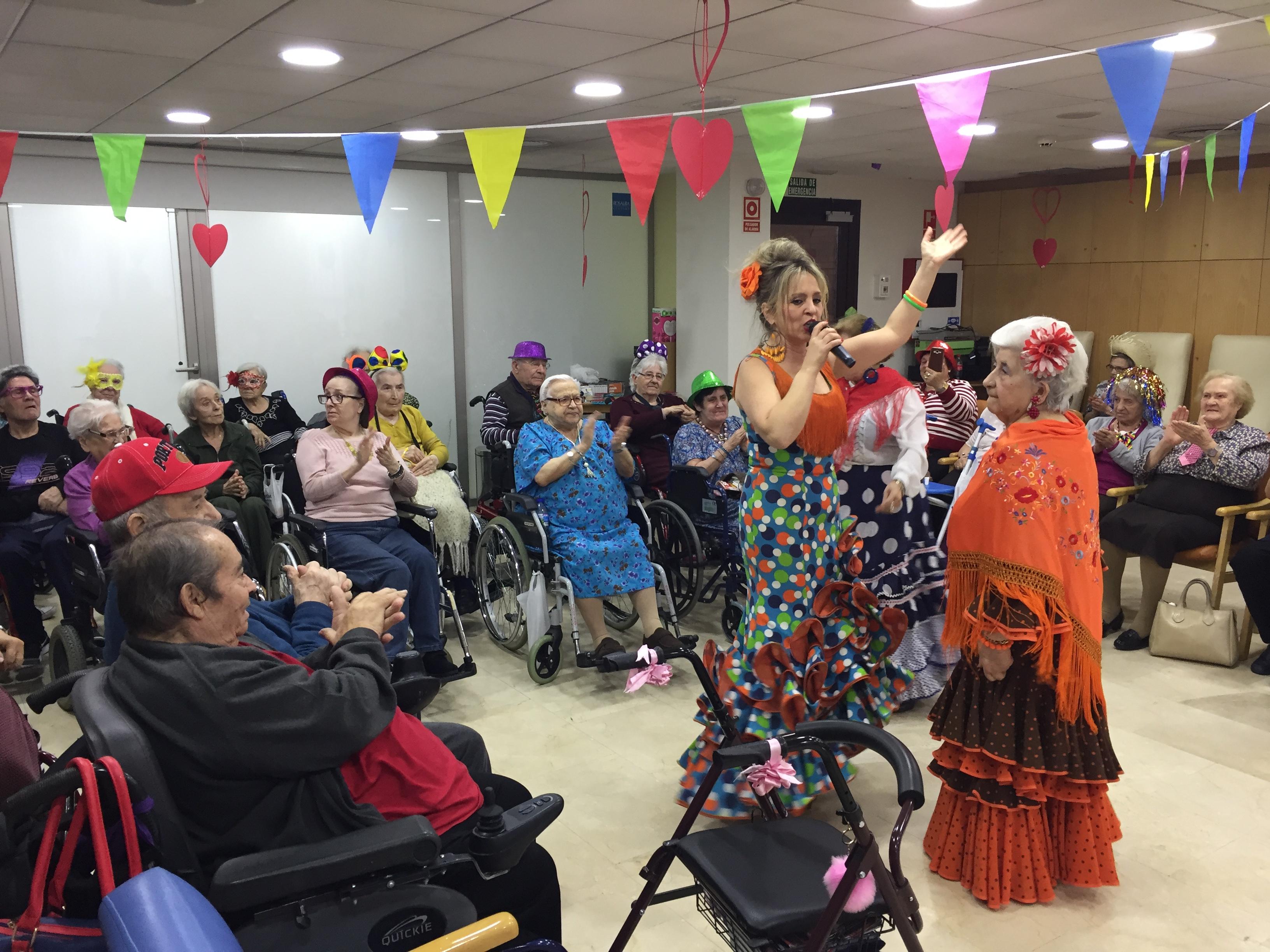 Fiesta de Carnaval en Rosalba Sevilla la Nueva