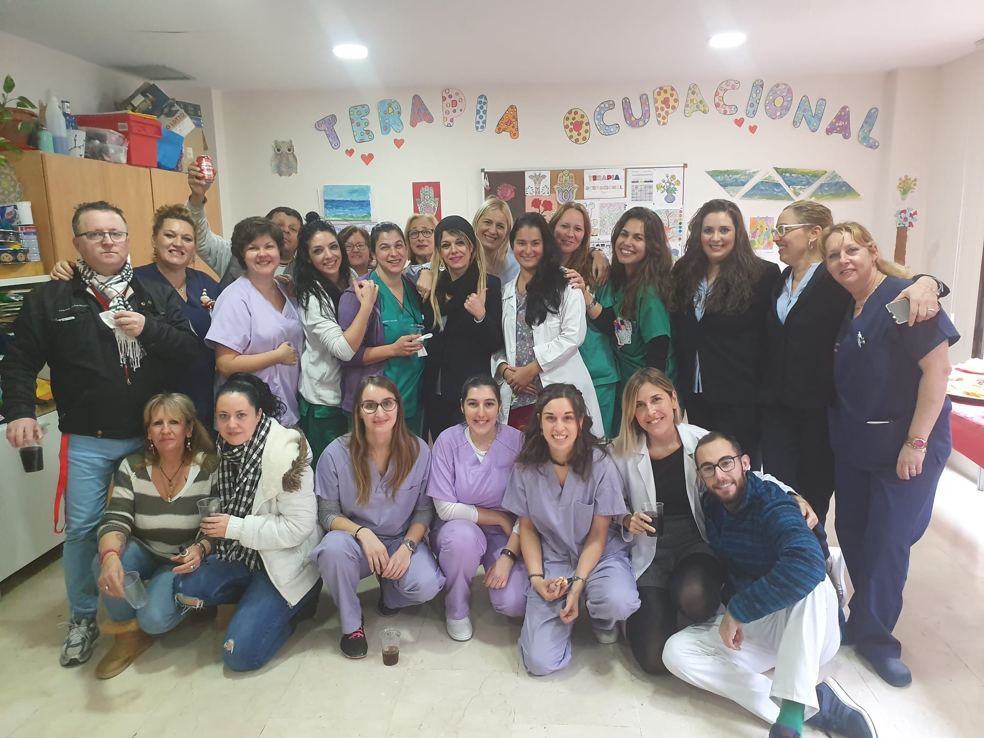 Cóctel Navideño en Rosalba Sevilla la Nueva
