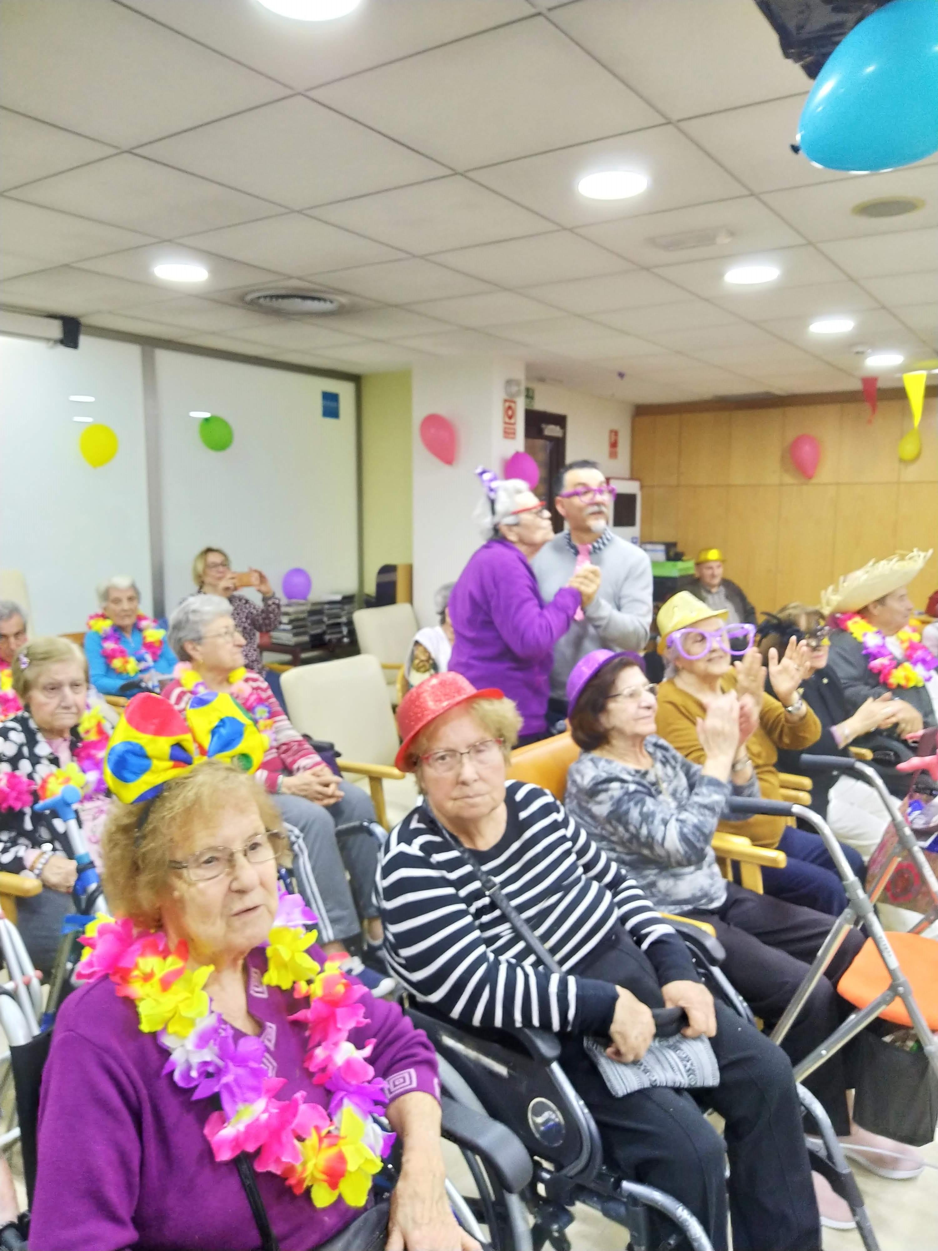 El Dúo Azahar actúa en los Carnavales de Rosalba en Sevilla la Nueva