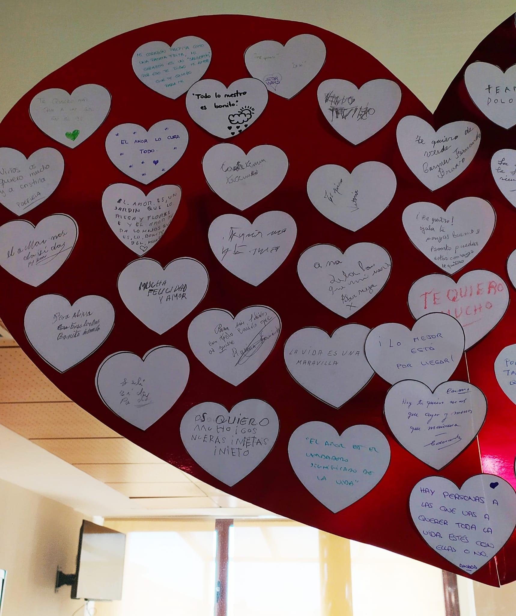 Celebramos San Valentín en Rosalba